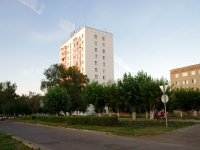 Naberezhnye Chelny, Musa Dzhalil avenue, house 70. Apartment house