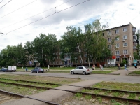 Naberezhnye Chelny, Musa Dzhalil avenue, house 72. Apartment house