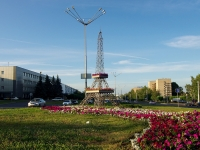 Naberezhnye Chelny, monument
