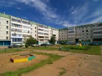Naberezhnye Chelny, Zheleznodorozhnikov st, 房屋 20. 公寓楼