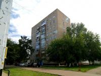 Naberezhnye Chelny, Zheleznodorozhnikov st, 房屋 59/2. 公寓楼