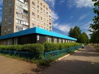 Naberezhnye Chelny, Zheleznodorozhnikov st, house 67. Apartment house