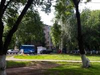 Naberezhnye Chelny, Zheleznodorozhnikov st, house 69. Apartment house