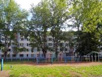 Naberezhnye Chelny, Zheleznodorozhnikov st, 房屋 71. 公寓楼