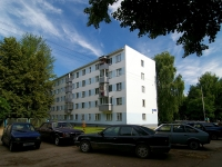 neighbour house: st. Zheleznodorozhnikov, house 71. Apartment house
