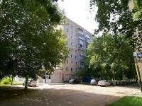 Naberezhnye Chelny, Zheleznodorozhnikov st, house 73. Apartment house