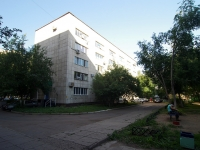 neighbour house: st. Akademik Rubanenko, house 3. multi-purpose building