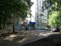 Набережные Челны, улица Академика Рубаненко, дом 8. общежитие ЗАО КАМАЗжилбыт