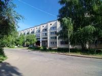 Набережные Челны, улица Академика Рубаненко, дом 10. общежитие