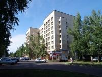Набережные Челны, улица Академика Рубаненко, дом 12. общежитие