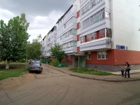 Naberezhnye Chelny, Tinchurin Blvd, house 9. Apartment house