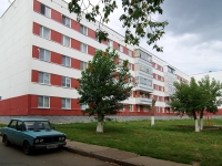 Naberezhnye Chelny, Tinchurin Blvd, house 13. Apartment house