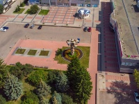 Naberezhnye Chelny, Entuziastov blvd, 雕塑