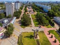 Naberezhnye Chelny, Entuziastov blvd, 街心公园