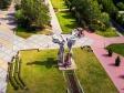 Набережные Челны, Энтузиастов б-р, скульптура