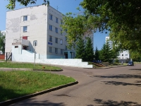 neighbour house: blvd. Korchagin, house 2А. office building