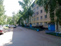 Naberezhnye Chelny, Korchagin blvd, house 5. Apartment house