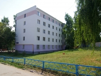 neighbour house: blvd. Korchagin, house 7. Apartment house