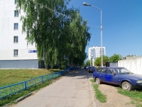 neighbour house: blvd. Korchagin, house 11. Apartment house