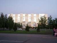 Naberezhnye Chelny, Mira avenue, 房屋 4А. 公寓楼