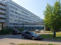 Набережные Челны, Мира проспект, дом 8. поликлиника №6