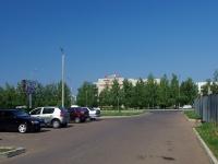Набережные Челны, академия ИНЭКА, Камская государственная инженерно-экономическая академия, Мира проспект, дом 13
