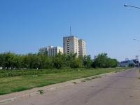 Набережные Челны, Мира проспект, дом 17А. общежитие ИНЭКА