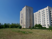 neighbour house: avenue. Mira, house 17Б. hostel ИНЭКА