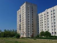 Набережные Челны, общежитие ИНЭКА, Мира проспект, дом 17Б