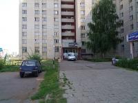 """Набережные Челны, общежитие """"ИНЭКА"""", Мира проспект, дом 17Г"""