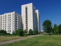 """Набережные Челны, Мира проспект, дом 17Г. общежитие """"ИНЭКА"""""""