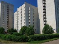 Набережные Челны, Мира проспект, дом 17В. общежитие ИНЭКА