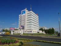 "Naberezhnye Chelny, office building ""Таттелеком"", Mira avenue, house 20/18"