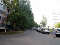 Naberezhnye Chelny, Mira avenue, house 22. Apartment house