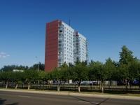 Naberezhnye Chelny, Mira avenue, house 34. Apartment house