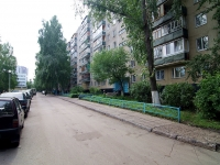 Naberezhnye Chelny, Mira avenue, house 72. Apartment house