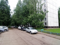 Naberezhnye Chelny, Mira avenue, house 80. Apartment house