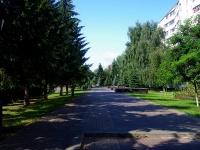 Naberezhnye Chelny, Mira avenue, 街心公园