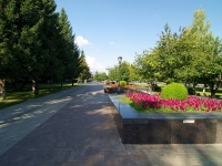 Naberezhnye Chelny, public garden