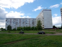 Naberezhnye Chelny, Usmanov st, house 2. Apartment house