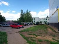 Naberezhnye Chelny, 幼儿园 №2, Алсу, Usmanov st, 房屋 4