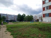 Naberezhnye Chelny, Usmanov st, house 6. Apartment house