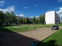Набережные Челны, улица Усманова, дом 6. многоквартирный дом