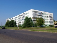 Naberezhnye Chelny, Usmanov st, house 9. Apartment house