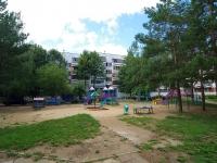 Naberezhnye Chelny, st Shamil Usmanov, house 12. Apartment house