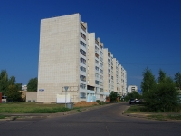neighbour house: st. Usmanov, house 13. Apartment house