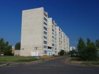 Набережные Челны, улица Усманова, дом 13. многоквартирный дом