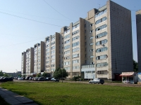 Naberezhnye Chelny, Usmanov st, house 13. Apartment house