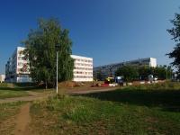 Naberezhnye Chelny, Usmanov st, 房屋 16. 公寓楼