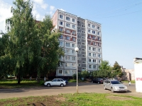 Naberezhnye Chelny, Usmanov st, house 20. Apartment house